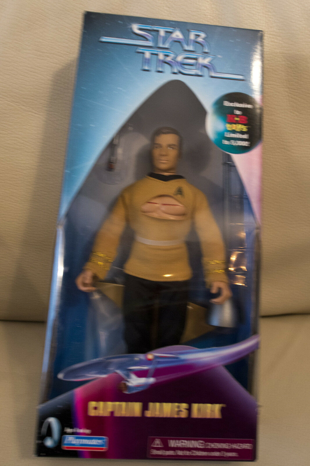 STAR TREK PLAYMATES 9