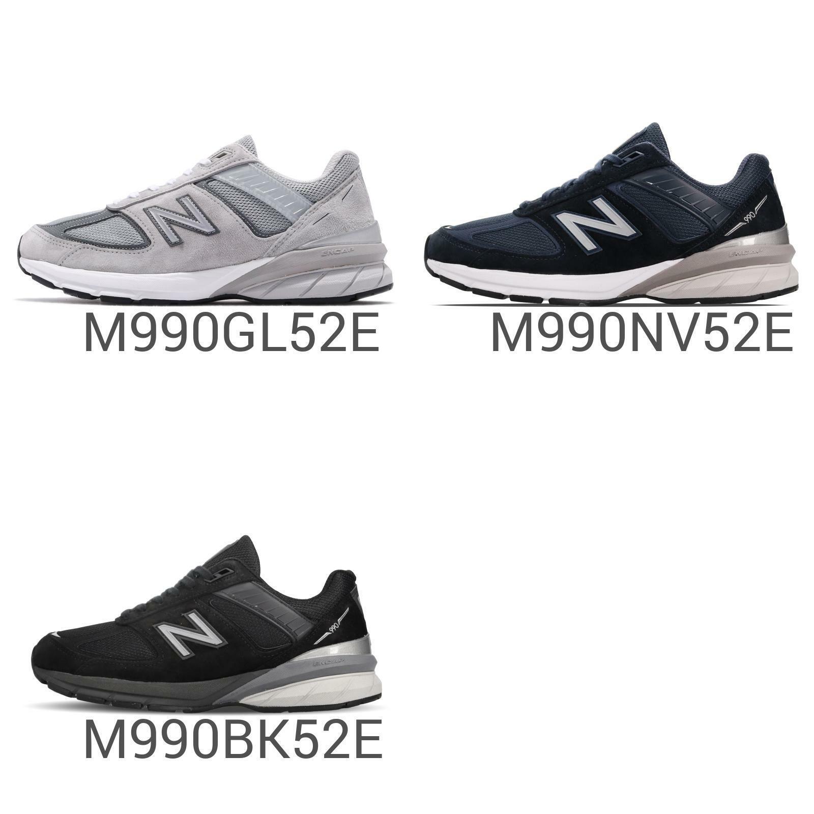 Nuovo bilanciamento M990 2E Wide 990 V5 Made in  USA Men Running scarpe scarpe da ginnastica Pick 1  moda