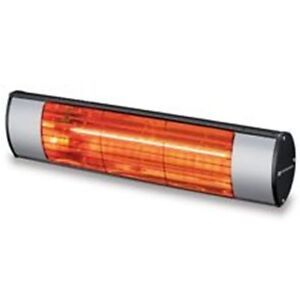 Lampada riscaldamento a raggi infrarossi 2kw ip55 interno for Lampada infrarossi riscaldamento pulcini