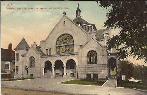 Atlanta-GEORGIA-First-Christian-Church-ARCHITECTURE