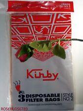 711863100034 Kirby G-3 Vacuum Cleaner Bags