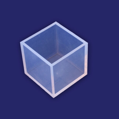 1 pcs Square Clear Cube Mold Cabochon Resin Silicone Mould diy Jewellery Making