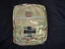 British Army Osprey MK4 FIRST AID / MEDIC Pouch - MTP - Grade 2 - Genuine Issue