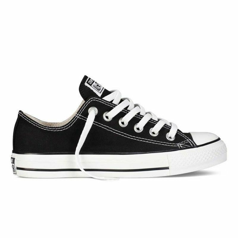 CONVERSE ALL STAR OX noir  M9166C - Turnchaussures UNISEX TELA noir
