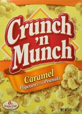 Crunch N Munch Caramel Popcorn 6 Ounce Boxes Pack Of 3
