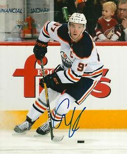 Connor-McDavid-Autographed-Signed-8x10-Photo-Oilers-REPRINT