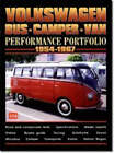 VW Bus/Camper/Van Performance Portfolio 1954-1967 by Brooklands Books Ltd (Paperback, 2003)