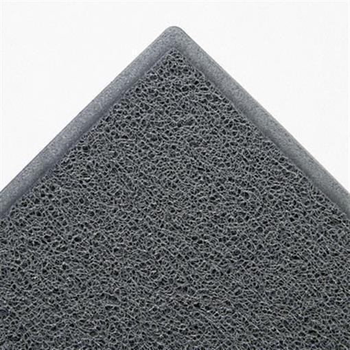 3M 34838 Dirt Stop Stop Stop Scraper Mat- Polypropylene- 36 x 60- Slate e93796