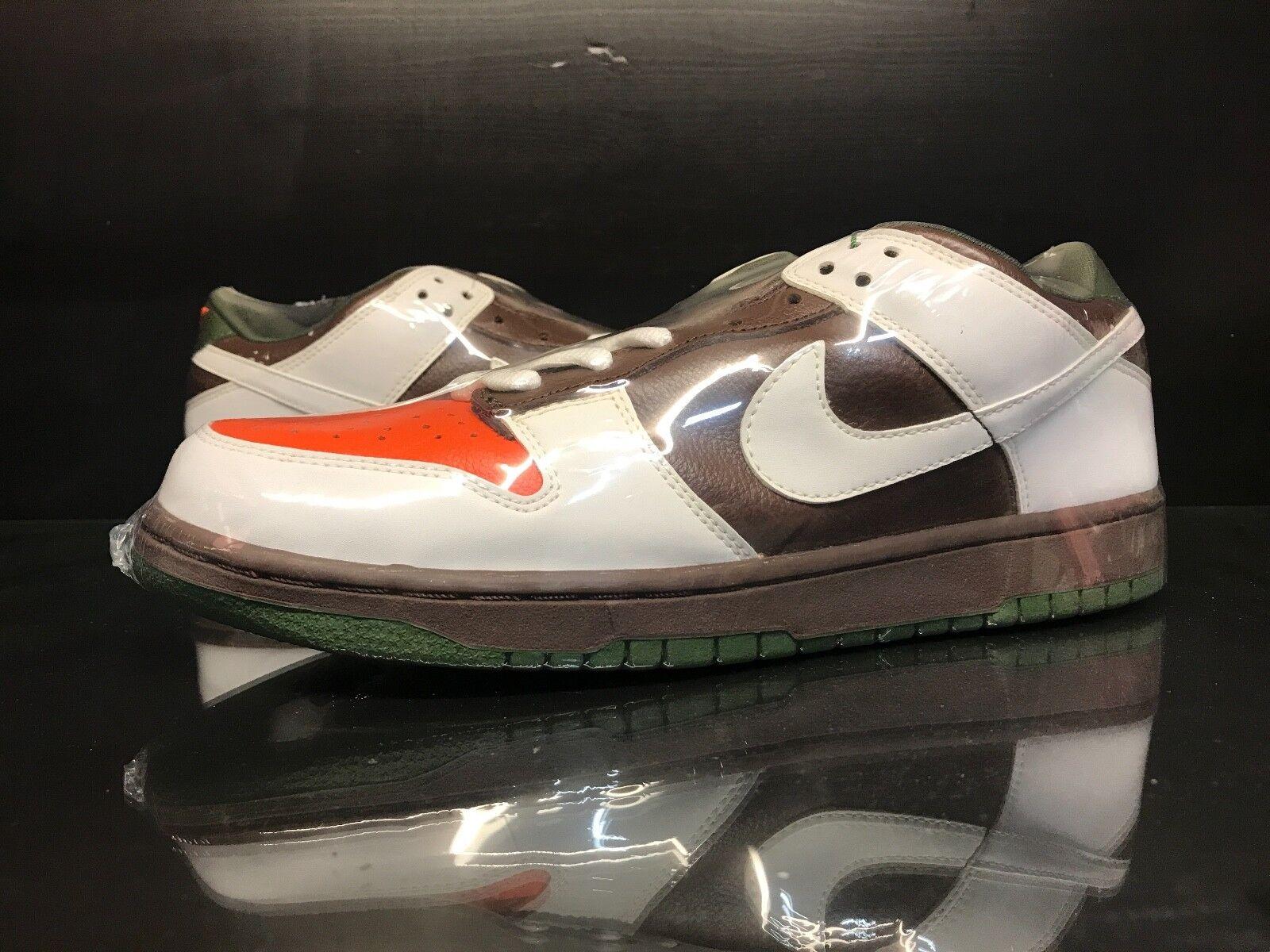 Nike Dunk SB Low Pro - Oompa - New - 9