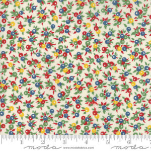 FAIRY TALE FRIENDS Fabric American Jane MODA Cotton Childrens Book Jade 1//2 Yard