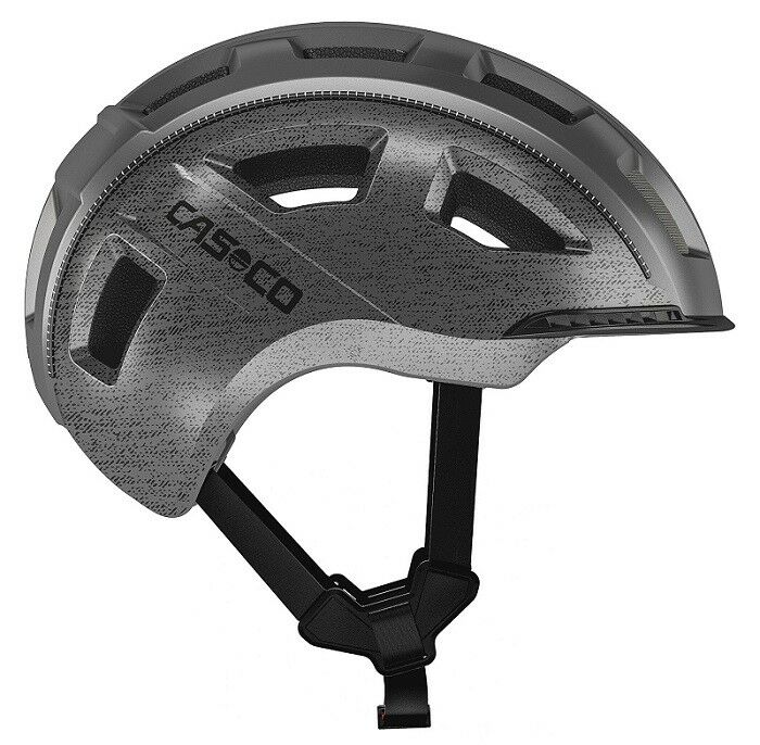 Casco - E.Motion - grey - S (52 - 54 cm)