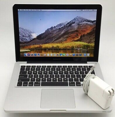 "13.3"" Apple Macbook Pro 7,1 - Intel C2d @ 2.40ghz 4gb 250gb Hdd Mc374ll/a - Moderne Technieken"