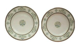 Minton-Henley-Pattern-S749-Bread-and-Butter-Plate-6-5-034-Set-of-2-Fine-Bone-China