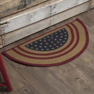 VHC-Americana-Rug-Liberty-Stars-Flag-Flooring-Red-Jute-Star-Stenciled