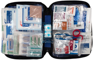 First Aid Only 299 Pieces All-Purpose First Aid Emergency Kit FAO-442