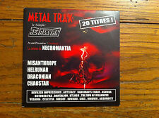 NECROMANTIA Misanthrope HELRUNAR Draconian ASHURA Utlagr HINDVIR Absurdity CD