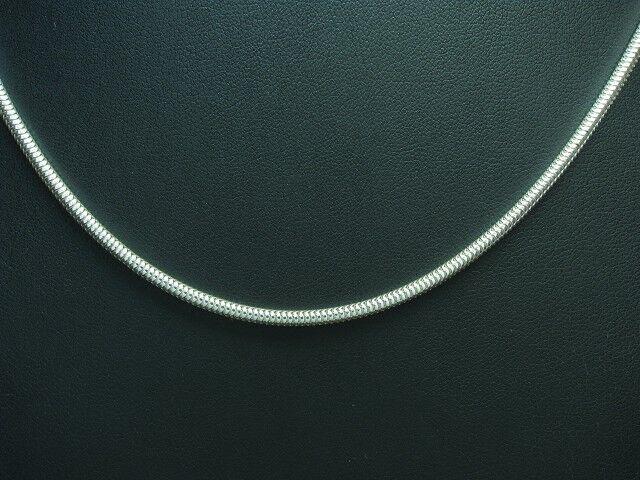 925 Sterling silver Kette   Echtsilver   44,5cm   11,5g