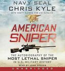 American Sniper CD: The Autobiography of the Most Lethal Sniper in U.S. Military History by Chris Kyle, Jim DeFelice, Scott McEwen (CD-Audio, 2012)