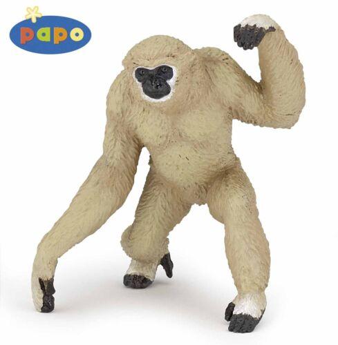Gibbon Primates Ape 2 3//8in Wild Animals Papo 50146