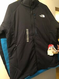 61b732a36 Details about NEW The North Face Men's Ventrix Insulated Jacket Navy Size  Large