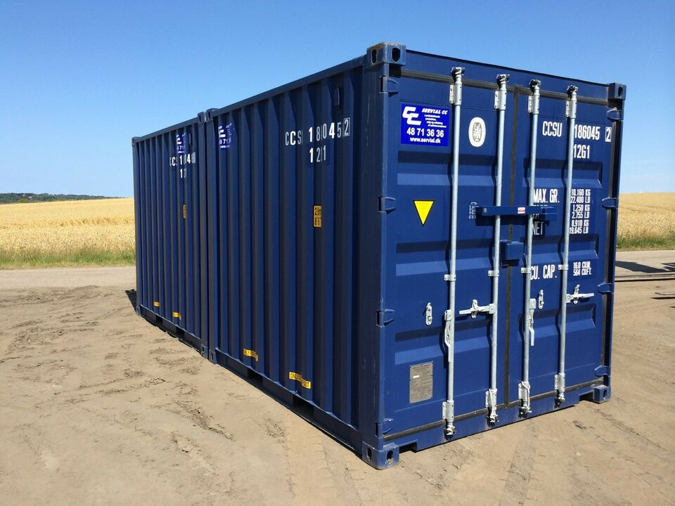 Container 8´