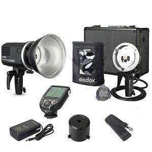 Godox-AD600BM-600W-HSS-Studio-Flash-Light-Bowens-Mount-XPRO-C-Trigger-for-Canon