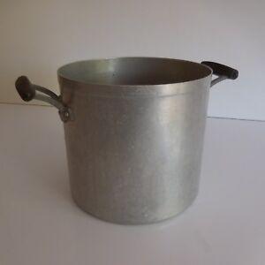 Cacerola-Cazo-Olla-Luz-Cocina-Aluminio-Baquelita-Siglo-Xx-Arte-Deco-Pn-Francia