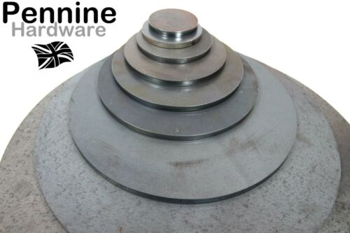 Plate Washers Feet 6.0 MM Thick Mild Steel Blank DISCS Circles UK Manufactured