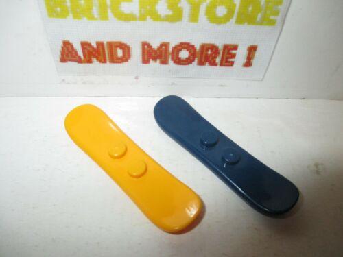 Choose Color Lego 1x Minifig Utensil Snowboard Small 18746