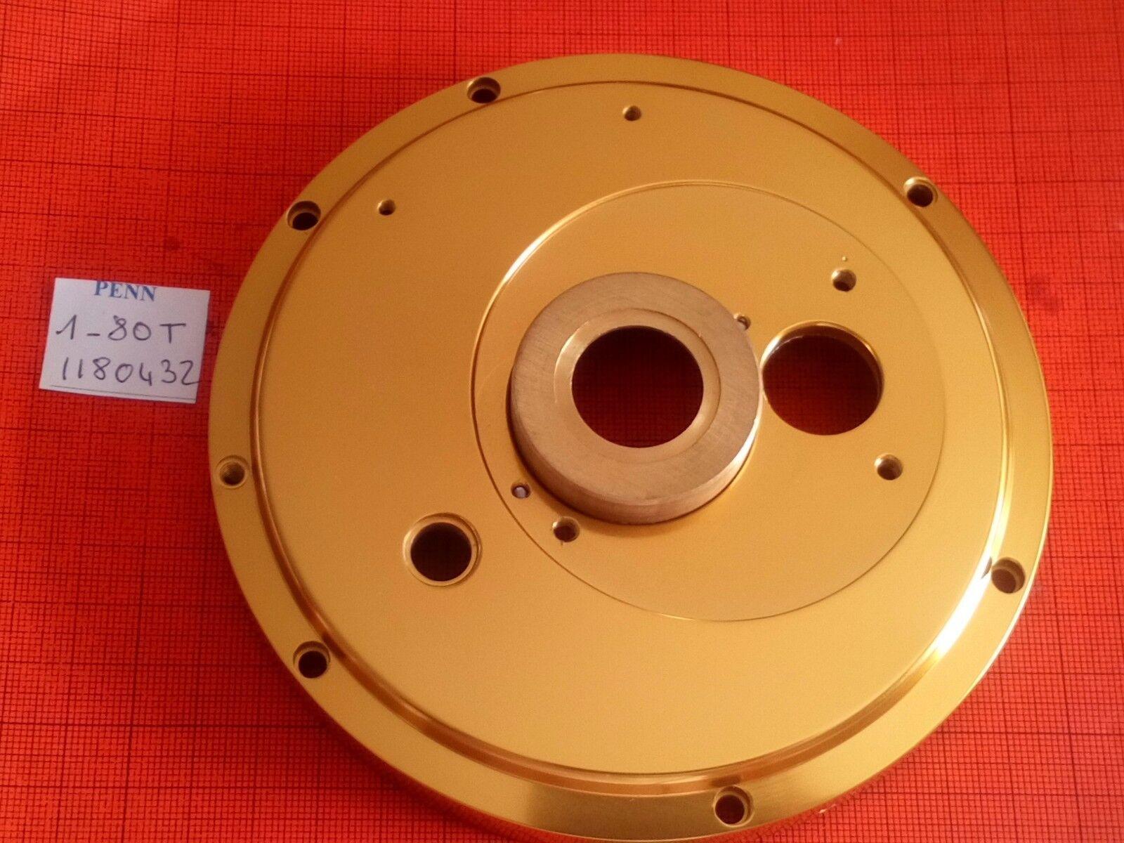 PART  1-80T HANDLE SIDE PLATE  PART  1180432 MOULINET REEL PENN INTERNATIONAL 80T Gold ffce74