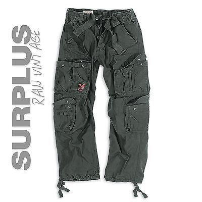 # SURPLUS™ Raw Vintage Cargo Hose AIRBORNE VINTAGE Trousers US Streetwear Pants