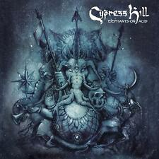 Cypress Hill ELEPHANTS ON ACID 180g LIMITED EDITION New Colored Vinyl 2 LP + CD