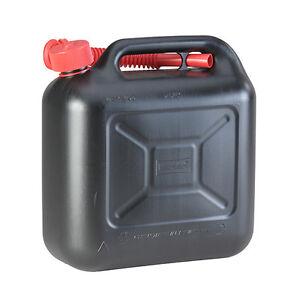 benzinkanister profi 10 liter neu benzin kanister. Black Bedroom Furniture Sets. Home Design Ideas