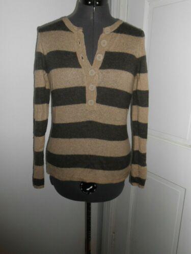 la redoute essentiels mohair / wool stripe sweater