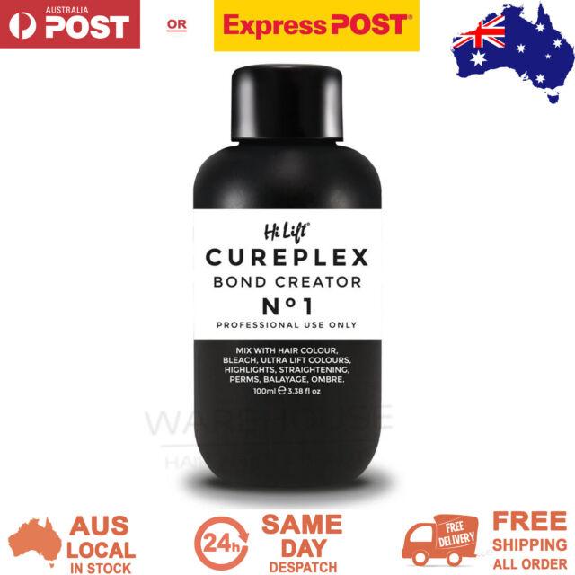 Hi Lift Cureplex No 1 Bond Creator 100ml Prevent Chemical Colour Damage