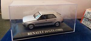 IXO-1-43-RENAULT-14-GTS-1980-NEUF-EN-BOITE