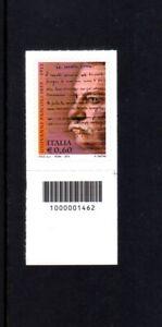 ITALIA-REPUBBLICA-2012-CODICE-A-BARRE-GIOVANNI-PASCOLI-NUOVO