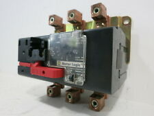 SQUARE D MOTOR LOGIC OVERLOAD RELAY 9065 SS310 SERIES-D