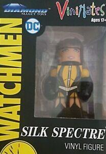 FUNKO-POP-VINILO-DC-Watchmen-Vinilo-MATES-Silk-Spectre-Figura-De-Vinilo