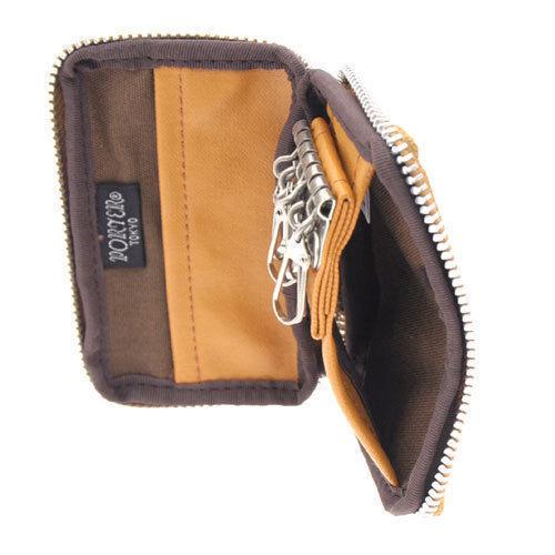 FREE STYLE KEY CASE 707-07177 Made in Japan NEW Yoshida Bag PORTER