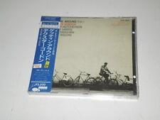 DEXTER GORDON - GETTIN' AROUND plus two - JAPAN CD W/OBI 1988 - NEW! SEALED!