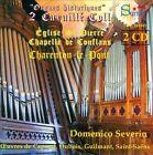 Orgues Historiques: 2 Cavaill'-Coll glise St Pierre, Chapelle de Conflans Charenton-le-Pont (CD, Dec-2011, 2 Discs, Syrius)