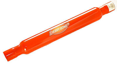 "CHERRY BOMB(TM)EXHAUST  18"" BODY X 3"" I/D X 4"" CASE"