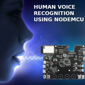 Details about ESP32 NodeMCU LyraT Voice Recognition AI Board (Audio player  & Smart Speaker)