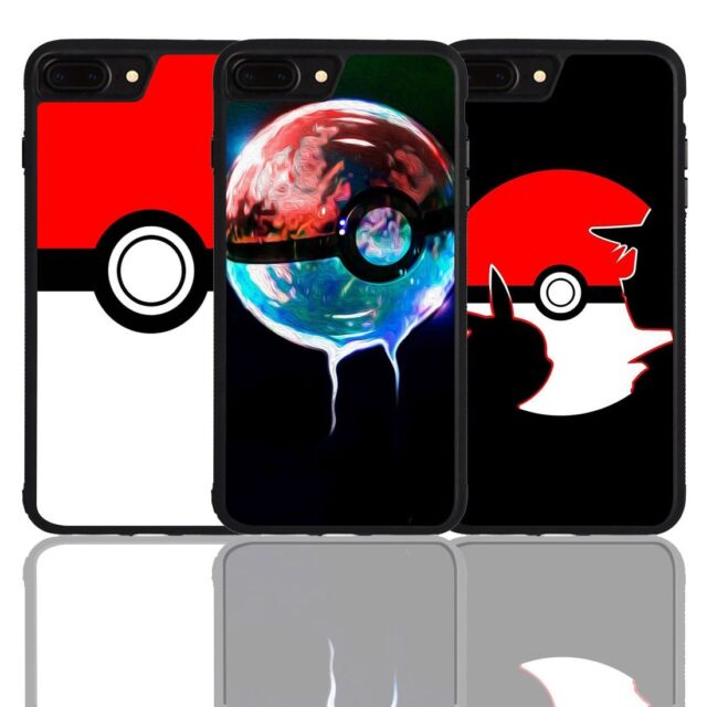 Cell Phone Case Rubber Pikachu Kanto