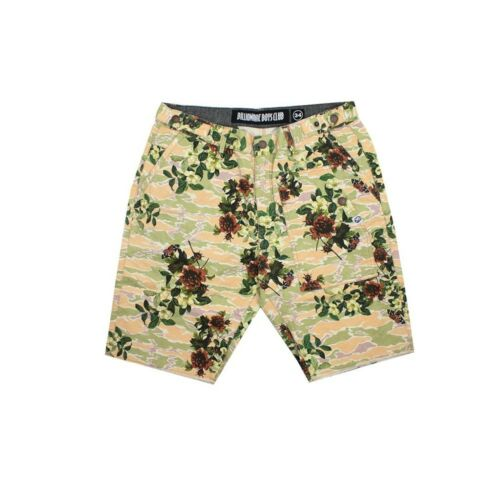 Billionaire Boys Club Men Greens Shorts