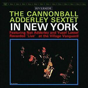 The Cannonball Adderley Sextet – In New York VINYL LP RECORD