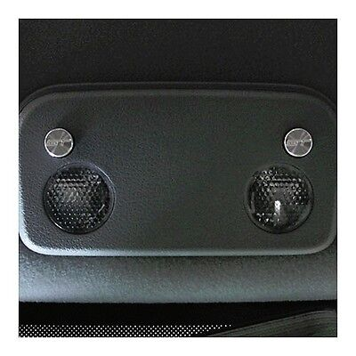 05-14 MUSTANG GT BILLET SEAT STRAP COVERS SHOW QUALITY POLISHED FINISH