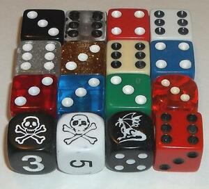 Dice-Control-Knob-for-Duesenberg-Electric-Guitar-16-Color-Choices-Diceknob