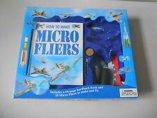 SPIEL Micro Flyer / Basteln (ab 3J ) BACK PACK BOOKS / TOP THAT!